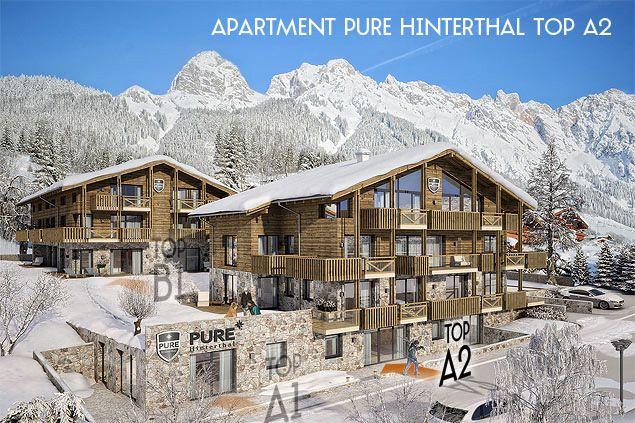 Mountain Apart Hochkönig | Apartment A2